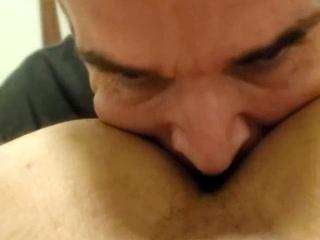 Eating Jonathan's Sweaty Ass