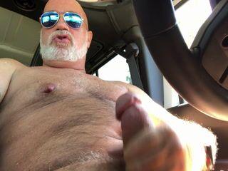Dad Nips Drive-SUCK EM