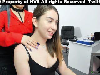 Massage and Teasing Natasha - hihi