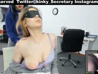 Naughty Show with Alice - We were catched