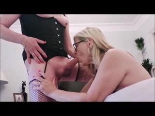 Danielle208 sucking my cock