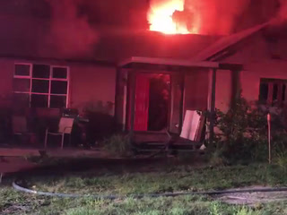 My boyfriend's house really did burn down guys...