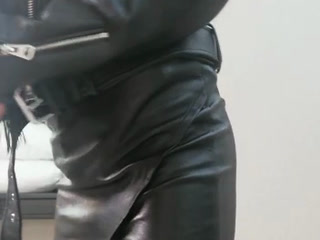 Leather vibe