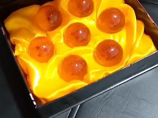 new toy dragon spheres