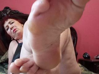 my feet erogenous zone, feet show