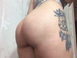 my ass♥