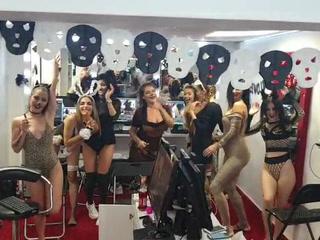 Happy Halloween (2019) - IreneKasia , irisBlues, IsabellaEtthan, KirstieVegas , AshlineKatte