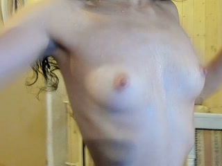 Squirt on Sissi & creampie