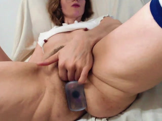 Squirting after Anal Fisting Hairy Pussy