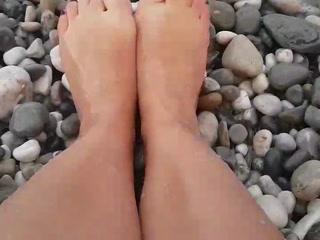 my feet 1-Cote d'Azur France