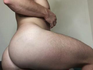 ass show hole