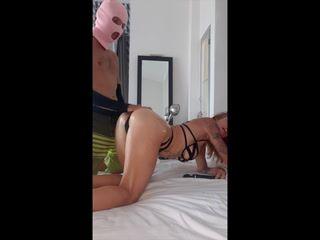 anal and cumshot