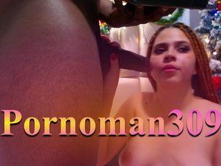 A blowjob lesson to Pornoman ;)