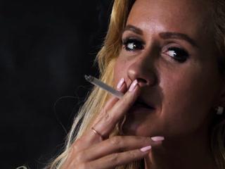 SMOKING FETISH 4K