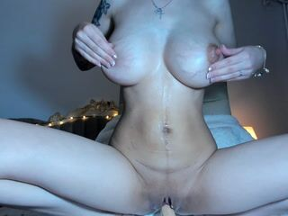 squirt from pussy and tits in the same time