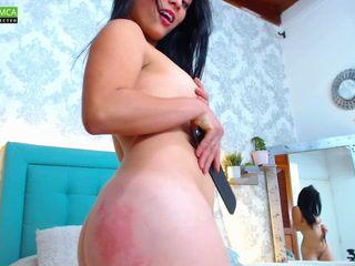 Ass spanking
