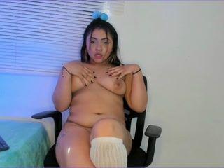 cum with dildo