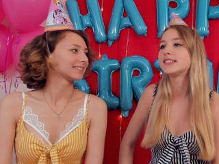 Erica's birthday