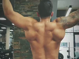 Some back acction