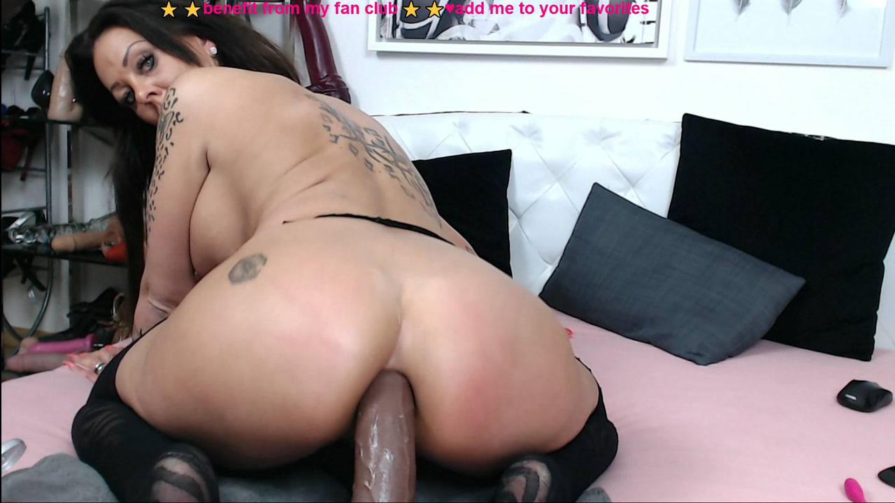 extreme bbc in my ass
