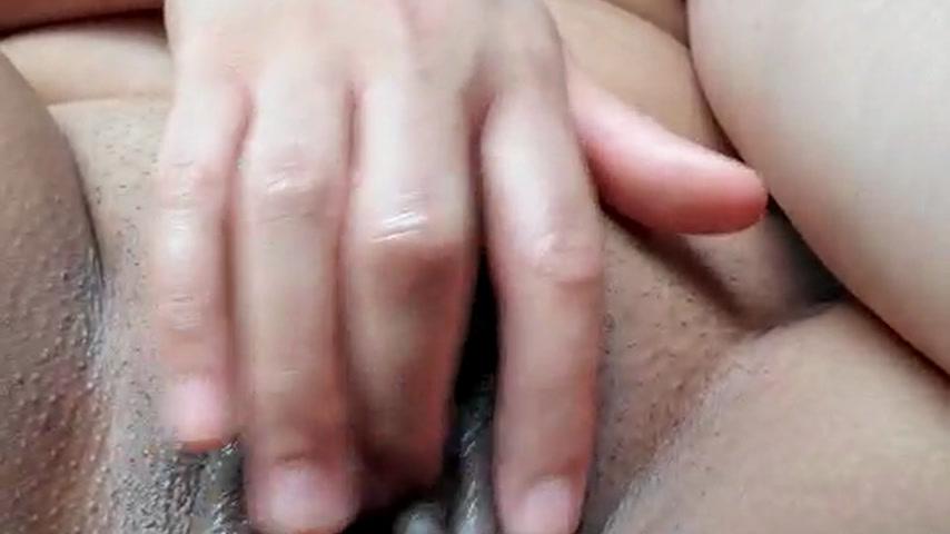 Masturbating in Car!