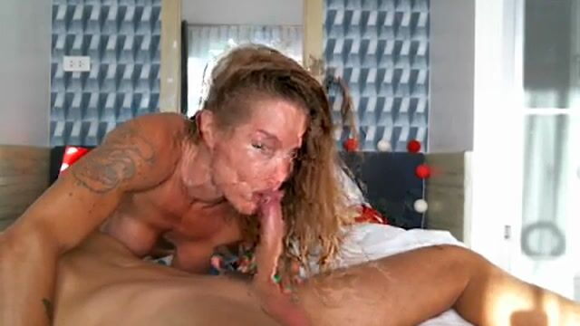 fuck..i love sucking his cock so much!!