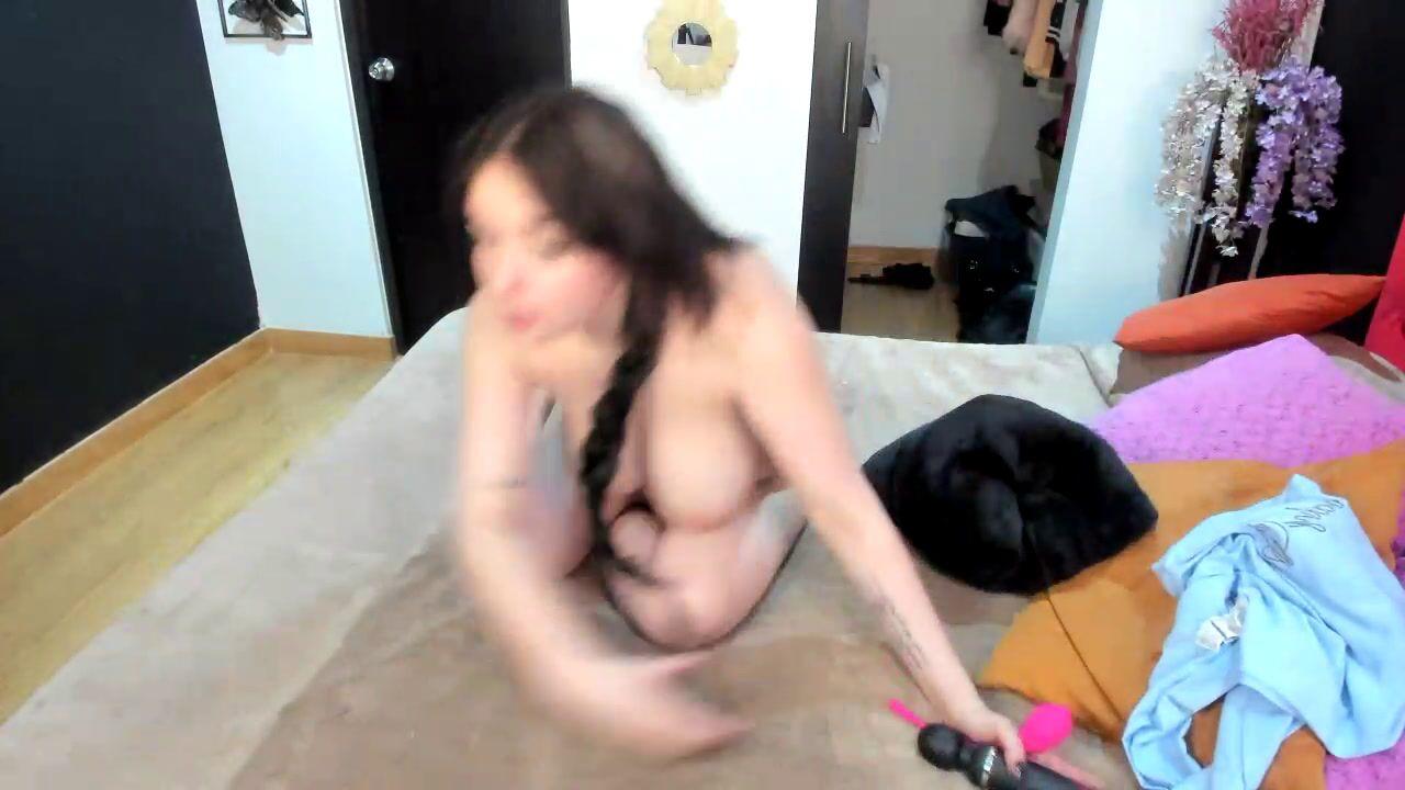 teasing nipples cum 3 times  pvt show