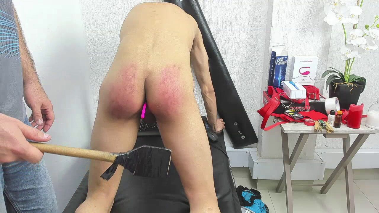 Private Show Spank harder